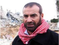 Fathi Hamad minister of the interior in the Hamas administration