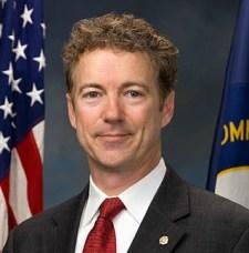 Rand Paul official portrait 112th Congress alternate