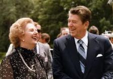 Thatcher Reagan