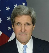 John Kerry second Secretary of State Portrait