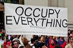 Occupy Everything for Free