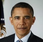 Official portrait of Barack Obama