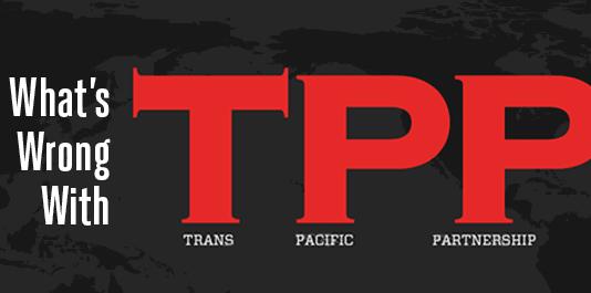 Trans-Pacific Partnership TPP