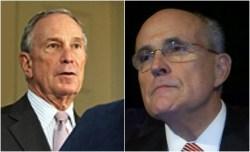 Bloomberg Giuliani