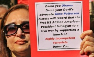 Damn you Obama and Your Devils Advocate Anne Patterson for leading Egypt into Civil War