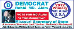 Democrat Rabbi MD Alam