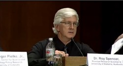 Dr Roy Spencer before the Senate Climate Change Hearing