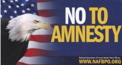 No to Amnesty