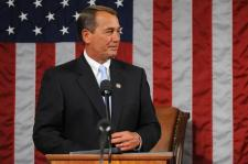 John Boehner turning LEFT