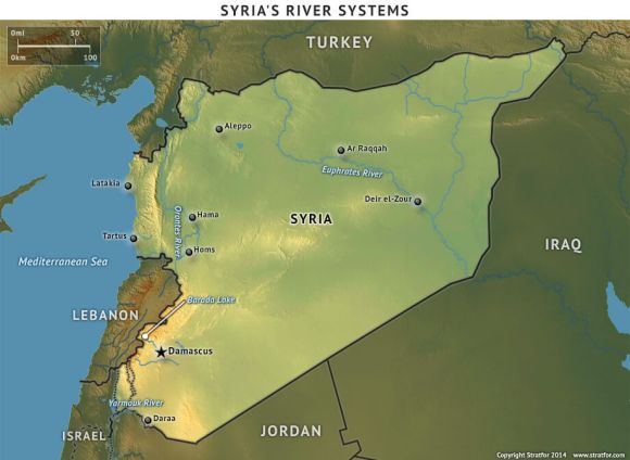 Syria Rivers