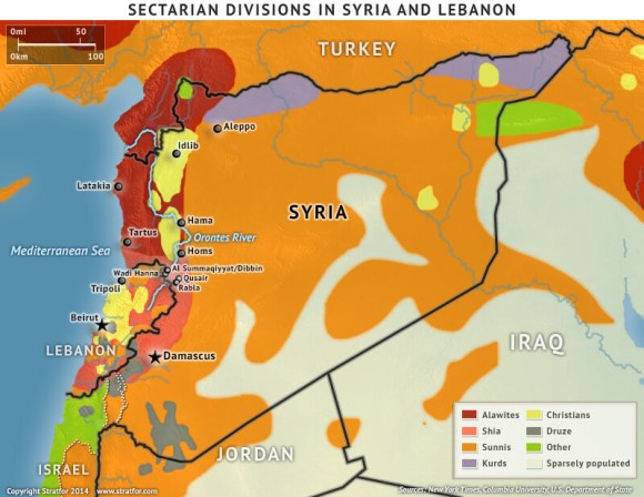 Syria ethnic-map 3