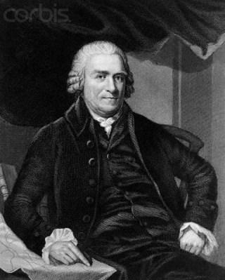 Governor Samuel Adams