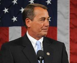 John A. Boehner Speaker of the United States House of Representatives