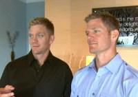 The Benham brothers Image source CBN News