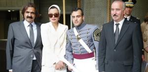 Emir Sheikh Hamad bin Khalifa al Thani
