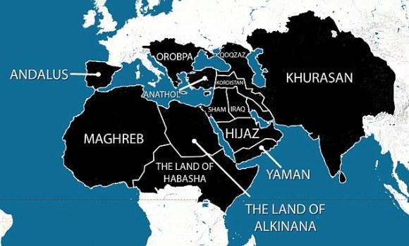 Caliphate 2014