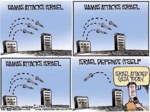 Hamas Attacks Israel