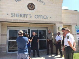 Sheriffs border trip