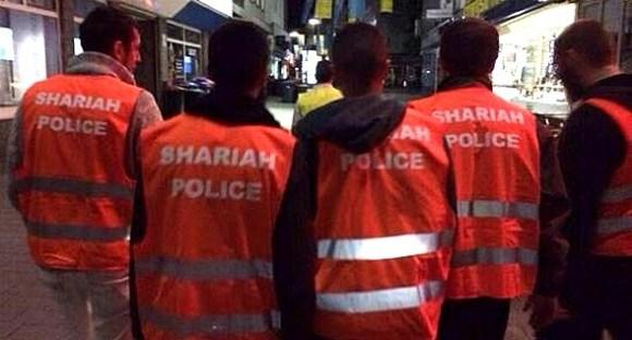 Sharia Police Germany