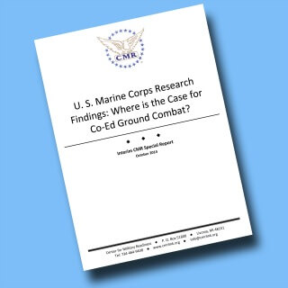 Interim Report on Marine Corps Research Findings