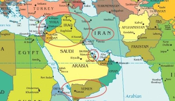 Saudi Peninsula Map Circled-e1413642854522