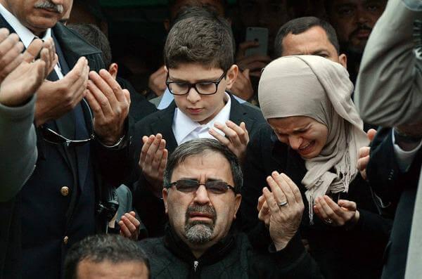 Muslim victimhood