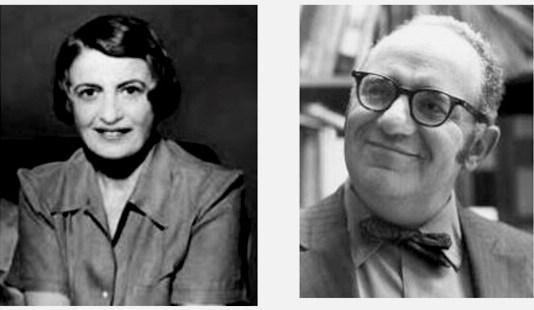 Ayn Rand and Murray Rothbard