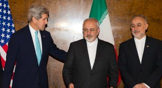 Kerry Iran talks