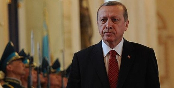 President Erdogan in Kazakhstan