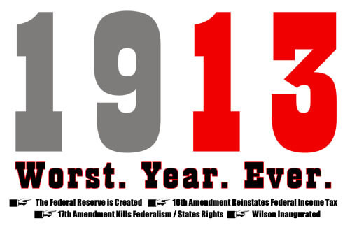 1913 Worse Year Ever