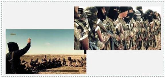 5 The course graduates pledge of allegiance to Abu Bakr al-Baghdadi