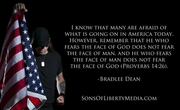 Bradlee Dean Do Not Fear