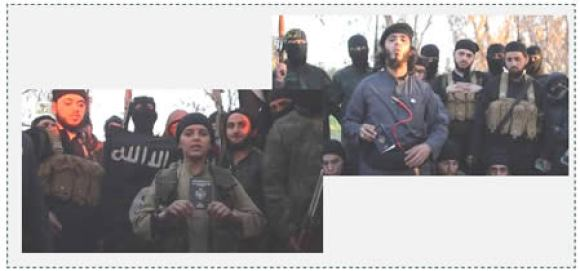 5 Young ISIS operative with a Jordanian passport