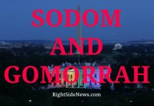 Capitol of Sodom and Gomorrah