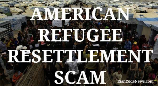 American Refugee Resettlement Scam