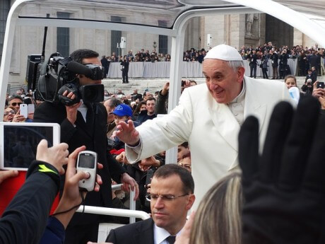 In New York, Pope Francis Embraced Chrislam And Laid A Foundation For A One World Religion-media-2
