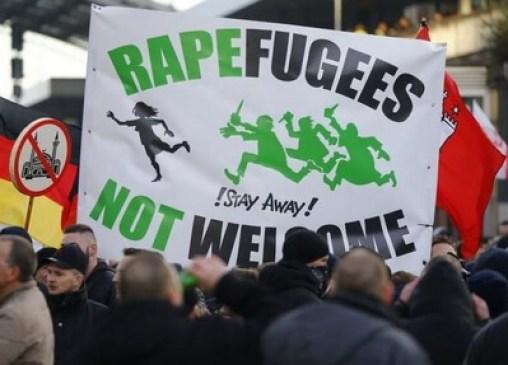 Muslim Rape culture