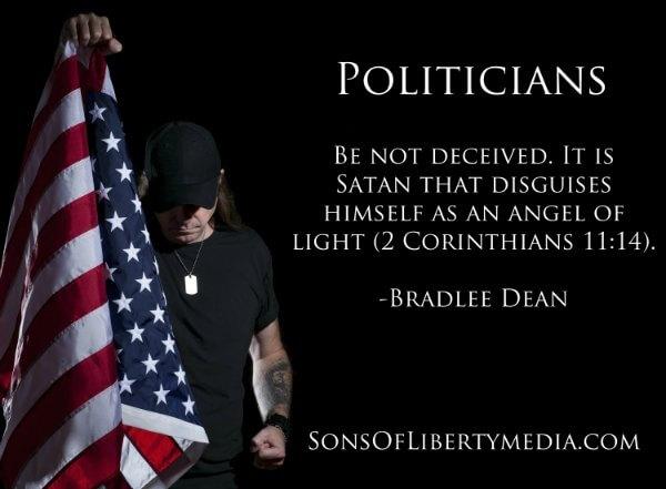 Be Not Deceived Bradlee Dean