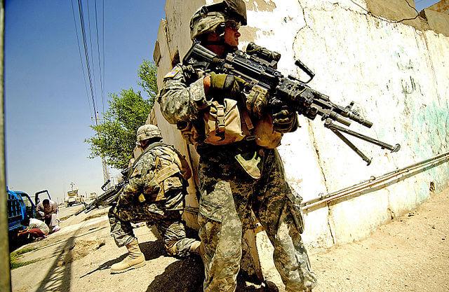 US Army, Iraq