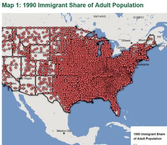 Adult immigrants