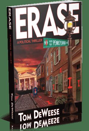 ERASE by Tom DeWeese