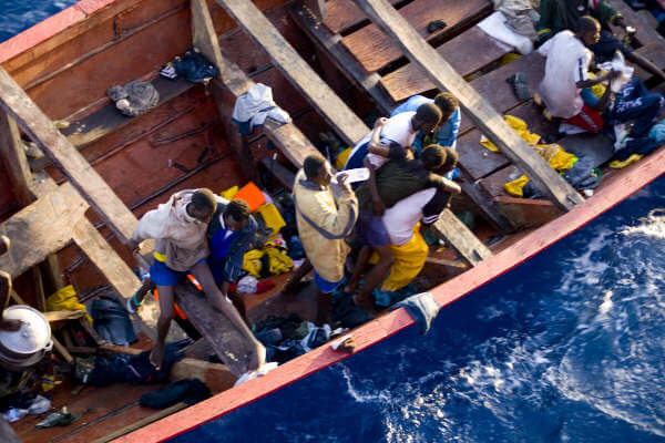 Libya Slave Labor Markets