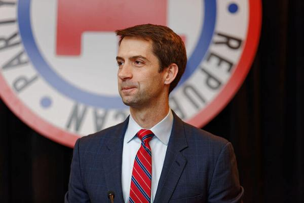 "Thomas Bryant ""Tom"" Cotton"