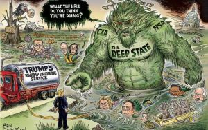 Deep State/Dark Side/Dirty Swamp (DSDSDS)