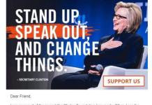 STAND UP, SPEAK UP, AND CHANGE THINGS - China Hacked Hilary