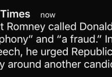 Romney Plotting Revenge on Trump