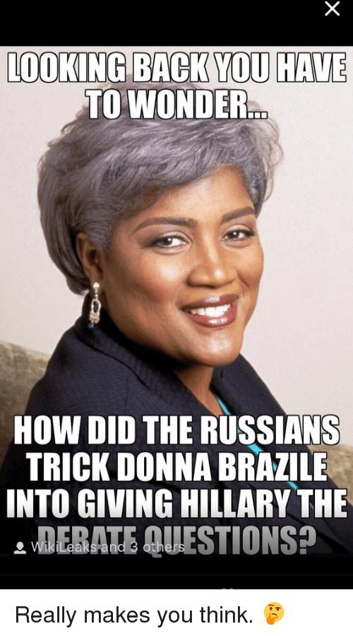 Donna Brazil's