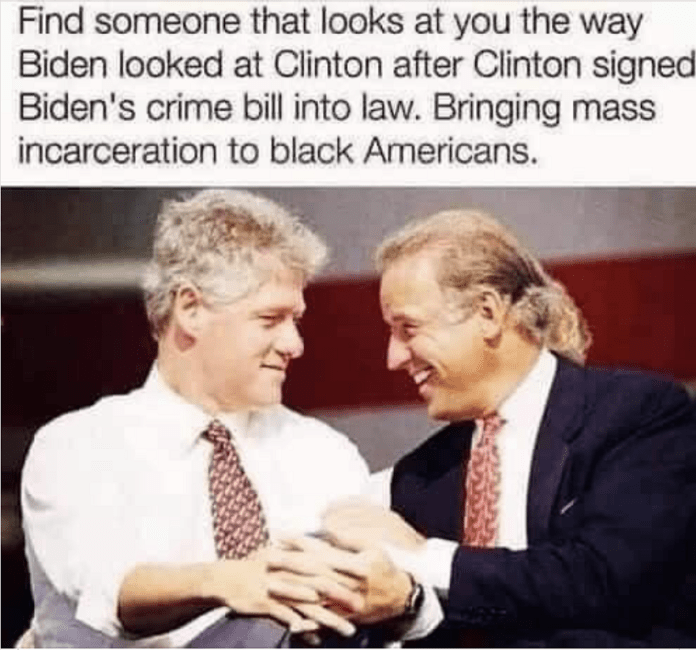 Biden Clinton Crime Bill