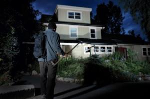 Man arrested after shooting home invader