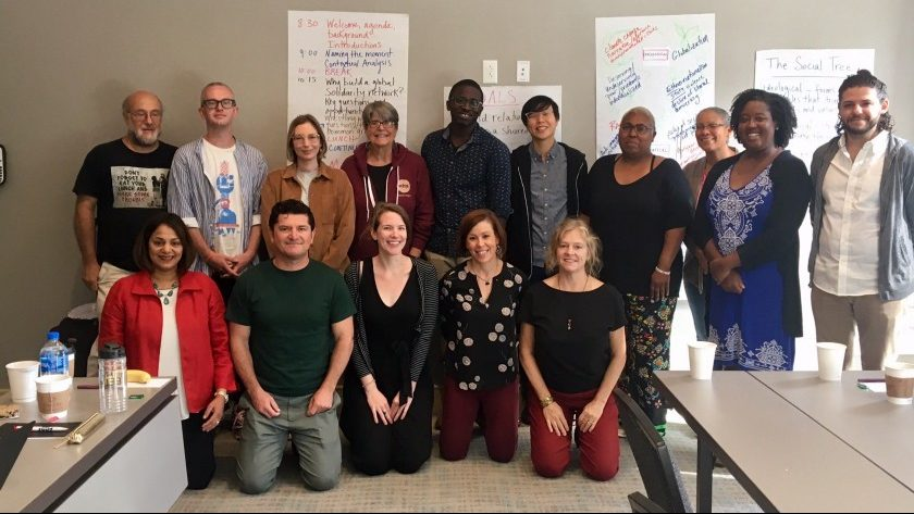 First meeting of the Global Solidarity Alliance